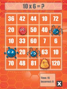 Cool Educational Apps: Math Bingo